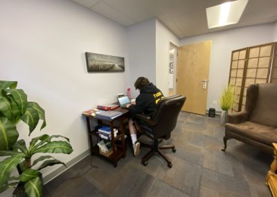 hourly office space rental